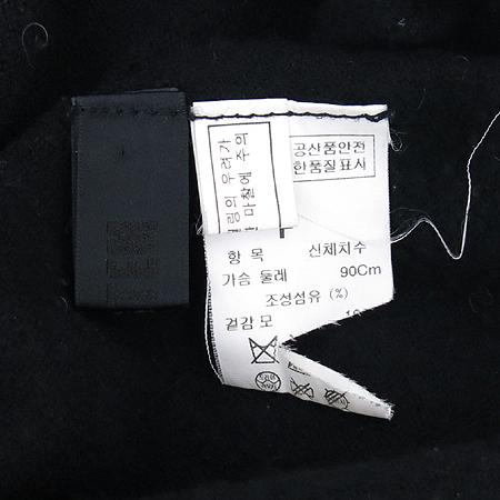 System(시스템) 블랙컬러 폴라 니트