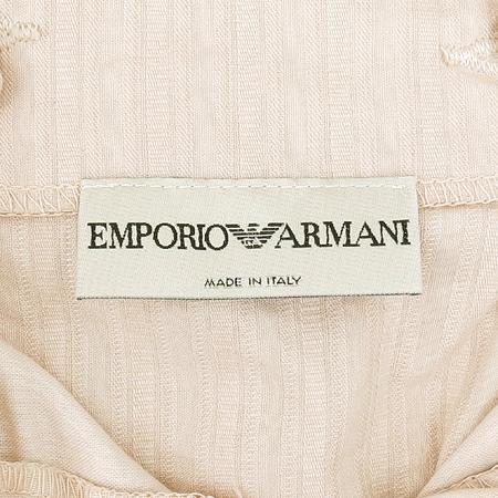 Emporio Armani(엠포리오 아르마니) 핑크베이지컬러 H라인 스커트