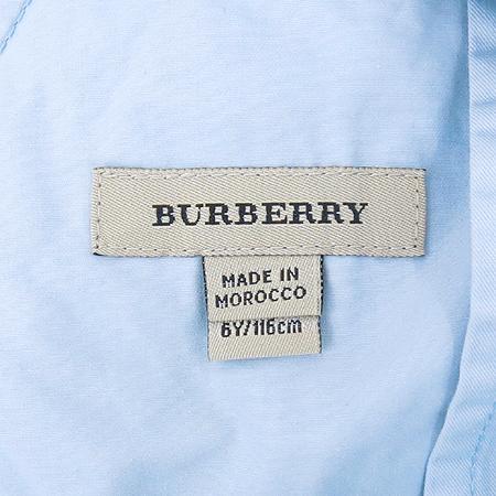 Burberry(버버리) 아동용 스카이블루컬러 집업 자켓
