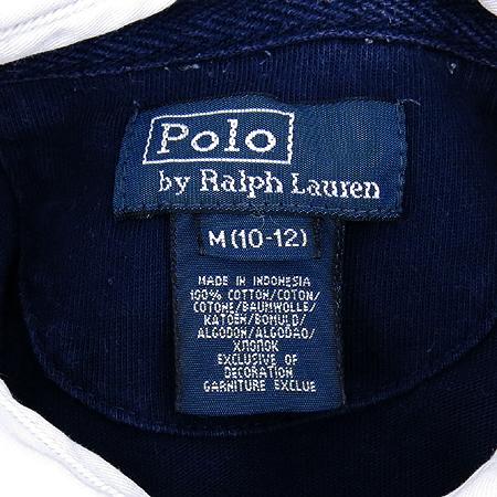 Polo Ralphlauren(폴로) 아동용 네이비컬러 카라 티