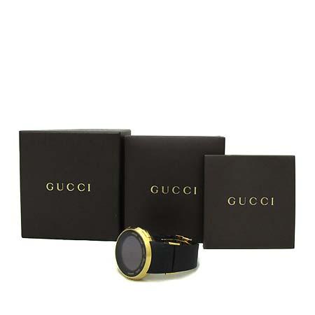 Gucci(구찌) YA114215 I GUCCI Special Edition 디지털 러버 밴드 남성용 시계 [부천 현대점]