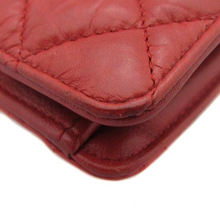 Chanel(샤넬) A35304 2.55 레드 컬러 마트라쎄 장지갑 [부산센텀본점] 이미지4 - 고이비토 중고명품