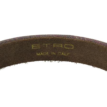 Etro(에트로) 629-23 페이즐리 헤어밴드