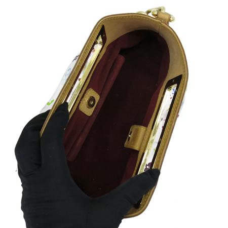 Louis Vuitton(루이비통) M40257 모노그램 캔버스 멀티 컬러 화이트 주디 PM 2WAY