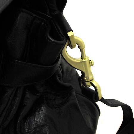 MULBERRY(멀버리) HH7541 블랙 소프트 버팔로 레더 알렉사 오버사이즈 2WAY [부천 현대점] 이미지5 - 고이비토 중고명품