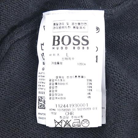 Hugo Boss(휴고보스) 캐시미어혼방 2버튼 니트
