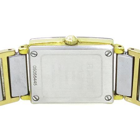 RADO(라도) DiaStar Jubile(쥬빌) 금장 세라믹 스퀘어 여성 시계