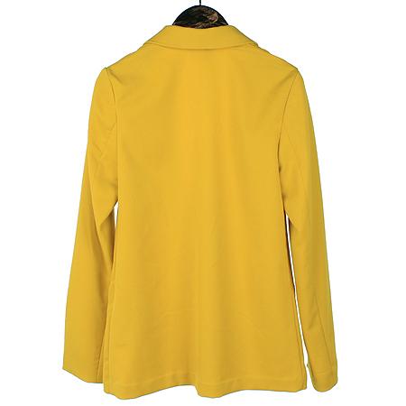 H&M(에이치엔엠) 머스타드컬러 1버튼 자켓 [부산센텀본점]