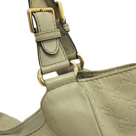 Gucci(구찌) 203504 GG로고 시마 레더 인터로킹 장식 숄더백 [인천점]