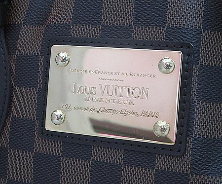 Louis Vuitton(루이비통) N51204 다미에 에벤 캔버스 햄스테드 MM 숄더백 [분당매장]