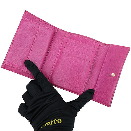 Etro(에트로) 13870 페이즐리 패턴 페가수스 장식 중지갑