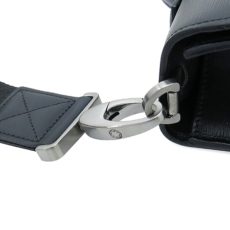 Montblanc(몽블랑) 7578 블랙 컬러 레더 남성용 서류 가방