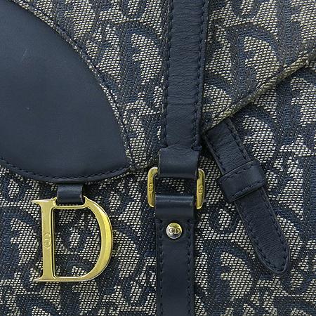 Dior(크리스챤디올) 로고 PVC 쟈가드 숄더백