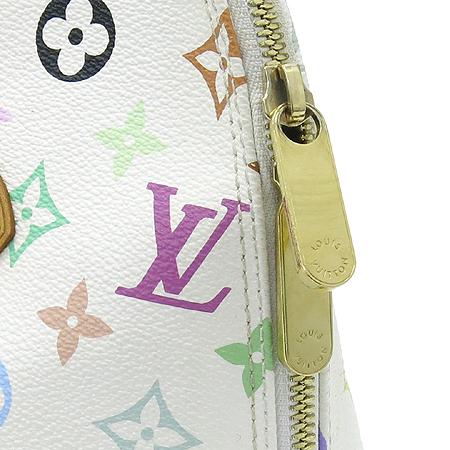 Louis Vuitton(루이비통) M92647 모노그램 멀티 화이트 알마 토트백 [부산센텀본점]