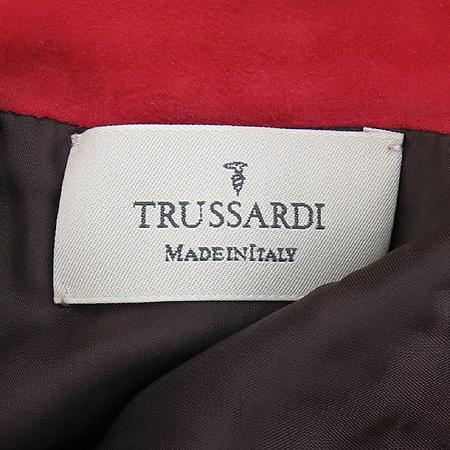 Trussardi(트루사디) 염소가죽 스커트