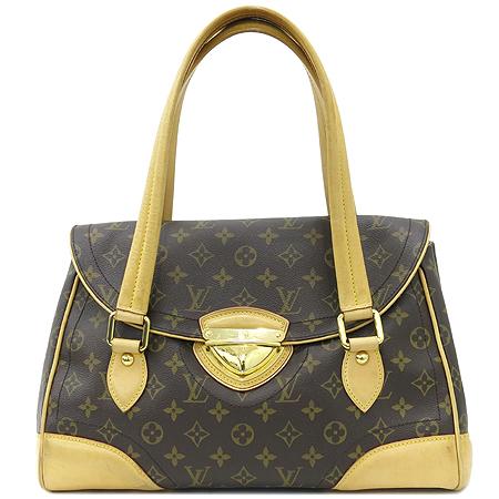 Louis Vuitton(���̺���) M40120 ���� ĵ���� ��� GM [�б�������]