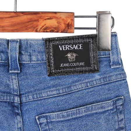 Versace(베르사체) 연청바지