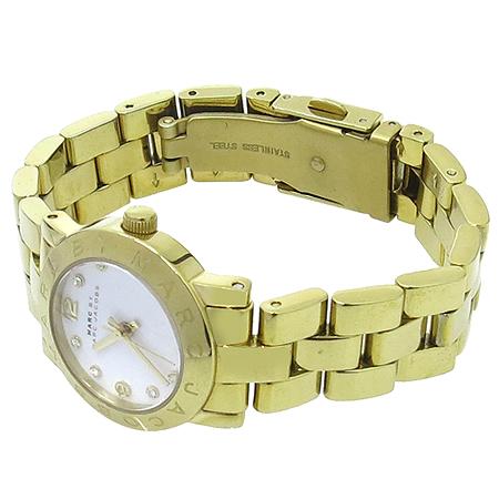 Marc_Jacobs(마크바이마크제이콥스) MBM3057 금장 여성용 시계