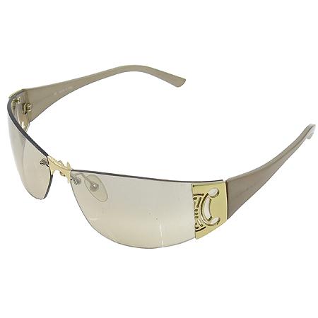 Celine(셀린느) SC1214 측면 로고 무테 선글라스