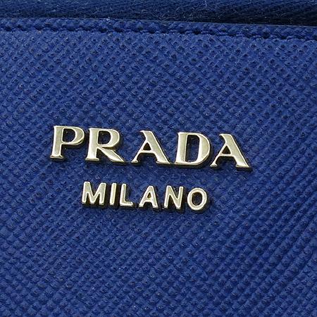 Prada(프라다) BN2560 사피아노 금장 로고 장식 토트백 [압구정매장] 이미지4 - 고이비토 중고명품