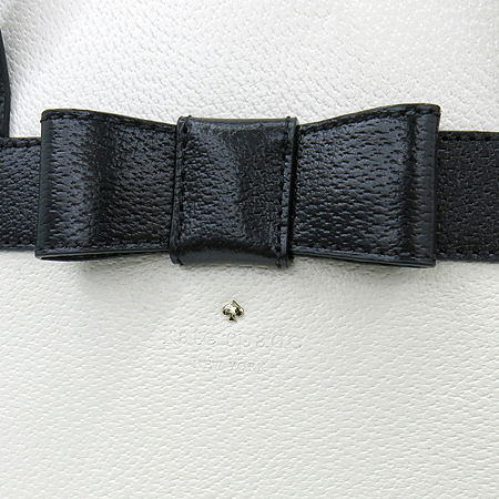 KATESPADE(케이트스페이드) PXRU4676 KIRK PARK 레더 리본 장식 2WAY