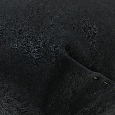 HENRY BEGUELIN(헨리 베글린) BD-0931 TANZANIA(탄자니아) 블랙 레더 쇼퍼 숄더백 [압구정매장]