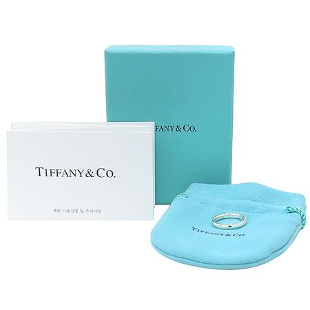 Tiffany(티파니) 925(실버) 엘사페레티 1포인트 다이아 반지 [압구정매장]