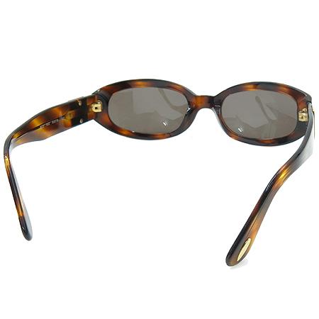 Bvlgari(불가리) 822 측면 로고 장식 선글라스 이미지3 - 고이비토 중고명품