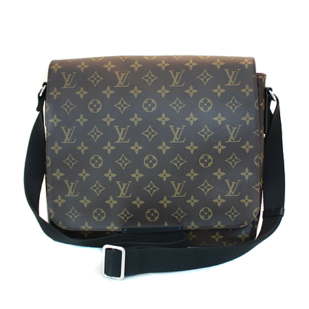 Louis Vuitton(루이비통) M40934 모노그램 마카사르 캔버스 디스트릭트 MM 크로스백 [명동매장]