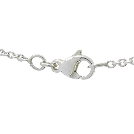 Tiffany(티파니) 925(실버) 원형 펜던트 목걸이 이미지4 - 고이비토 중고명품