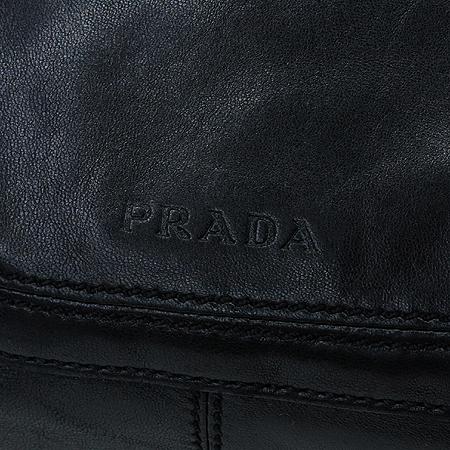 Prada(프라다) BR2001 NAPPA(양가죽) NERO 멀티 포켓 숄더백
