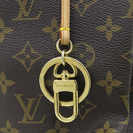 Louis Vuitton(���̺���) M40259 ���׷� ĵ���� ��ġ GM �����