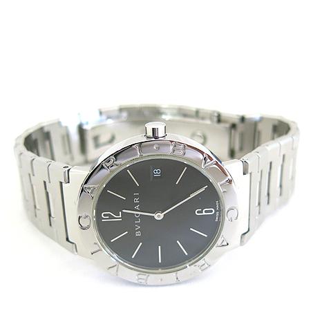 Bvlgari(불가리) BB33SS 스틸 쿼츠 남성용 시계 이미지2 - 고이비토 중고명품