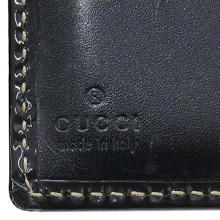 Gucci(구찌) 212091 GG 로고 PVC 반지갑 [명동매장]
