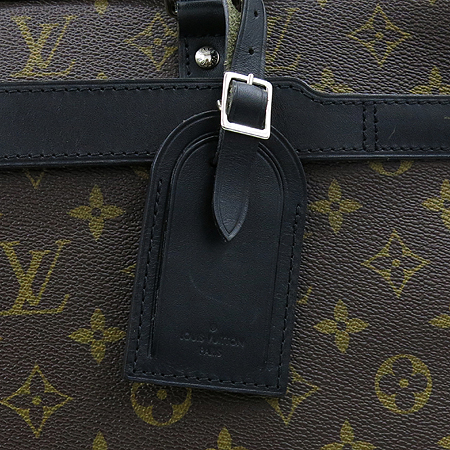 Louis Vuitton(루이비통) M40224 모노그램 캔버스 마카사 포르테 다큐먼트 보야지 GM 토트백+스트랩[인천점]
