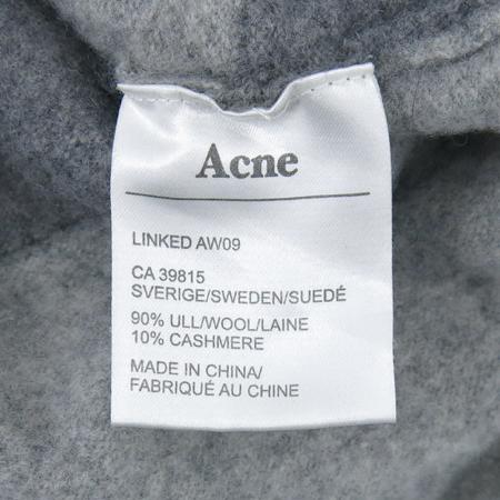 ACNE(아크네) 그레이컬러 캐시미어혼방 니트