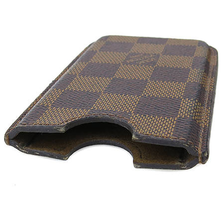 Louis Vuitton(루이비통) N63101 다미에 에벤 캔버스 아이폰 케이스 이미지2 - 고이비토 중고명품