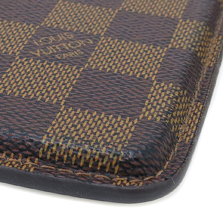 Louis Vuitton(루이비통) N63101 다미에 에벤 캔버스 아이폰 케이스