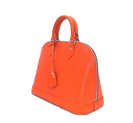Louis Vuitton(루이비통) M40623 에삐 레더 알마 PM 토트백 이미지3 - 고이비토 중고명품