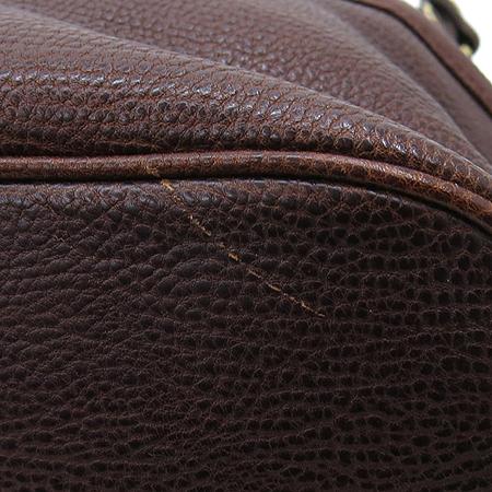 NICOLE ST GILLES(니콜 생 질르) 골드 메탈 로고 투포켓 복조리 2WAY 이미지5 - 고이비토 중고명품