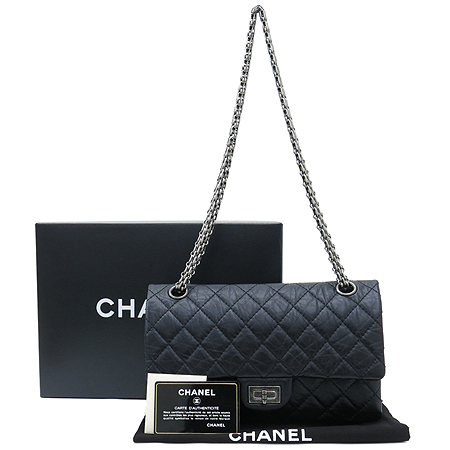 Chanel(샤넬) A37586 2.55 빈티지 클래식 S 사이즈 빈티지 체인 숄더백[부천현대점]