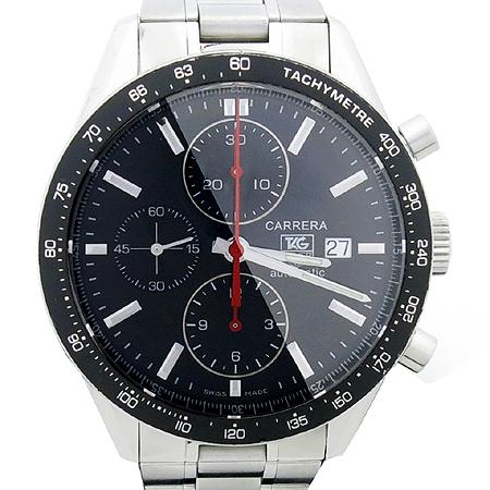 Tag Heuer(태그호이어) CV2014 CARRERA (카레라/까레라) 레이싱 크로노그래프 오토매틱 스켈레톤 스틸 남성용 시계 [부천 현대점]