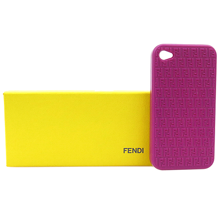 Fendi(펜디) 7AR297 젤리 아이폰 케이스