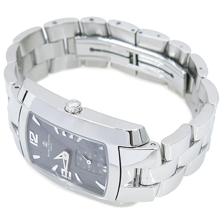 Baume&Mercier (보메메르시에) HAMPTON MILLEIS 스틸 브레이슬릿 남성용 시계