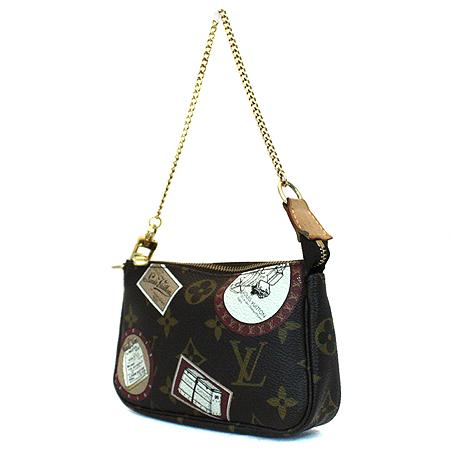 Louis Vuitton(루이비통) M95804 모노그램 캔버스 미니 포쉐트 액세사리 패치 파우치백 [명동매장]