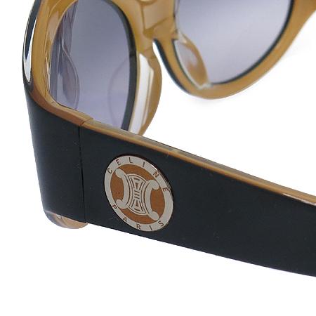 Celine(셀린느) SC1565 COL.P70 로고 원형 장식 뿔테 선글라스