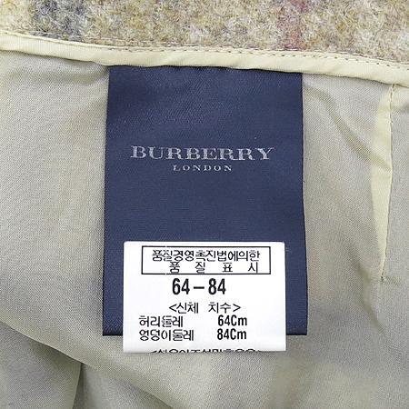 Burberry(버버리) 체크 벨트 스커트
