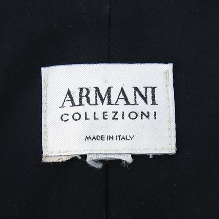 Armani COLLEZIONI(아르마니 꼴레지오니) 다크네이비컬러 나시 원피스