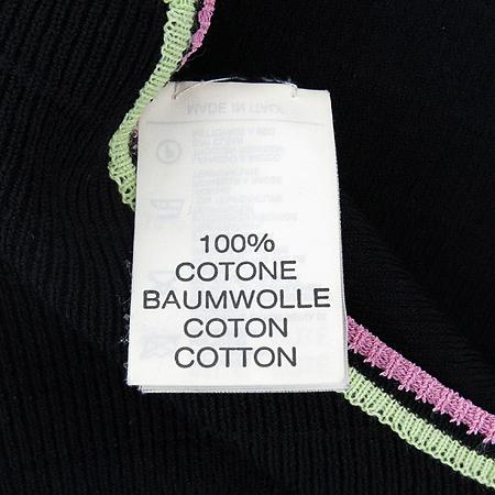 Blumarine(블루마린) 블랙컬러 홀터넥 나시