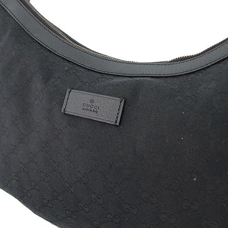 Gucci(구찌) 189752 GG 로고 자가드 삼색 숄더백 [미아현대매장]